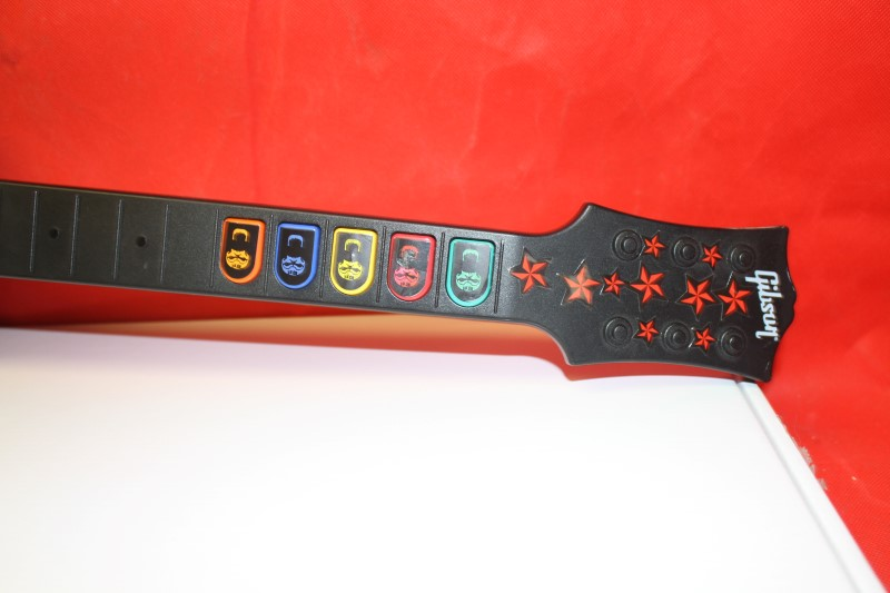 ACTIVISION Video Game Accessory WII GUITAR HERO GUITAR