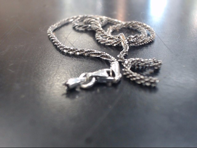 Silver Rope Chain 925 Silver 3.9g