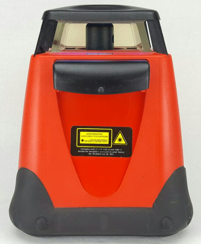 CST BERGER LASERMARK LMH600 WITH DETECTOR AND CASE
