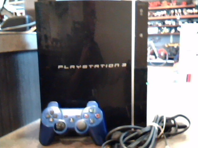 SONY PlayStation 3 PLAYSTATION 3 - SYSTEM - 40GB - CECH-L01
