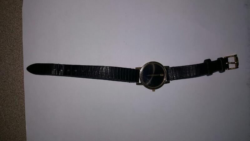 MOVADO Lady's Wristwatch 87 A1832