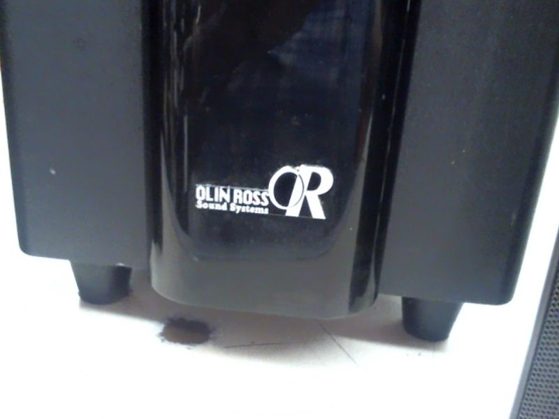OLIN ROSS Surround Sound Speakers & System OR880