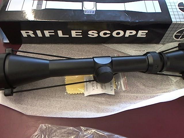 Firearm Scope SCOPE 3-9X40