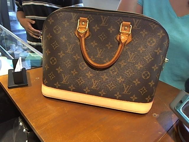 LOUIS VUITTON Handbag ALMA PM