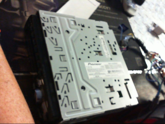 PIONEER ELECTRONICS Car Audio DEH-4400HD