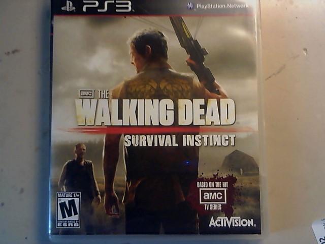 SONY Sony PlayStation 3 Game PLAYSTATION 3 WALKING DEAD