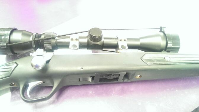 RUGER Rifle 77/22 ALL-WEATHER 22 WINCHESTER MAGNUM