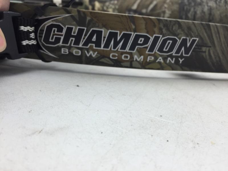 Champion Bow DIABLO COMPOUND BOW