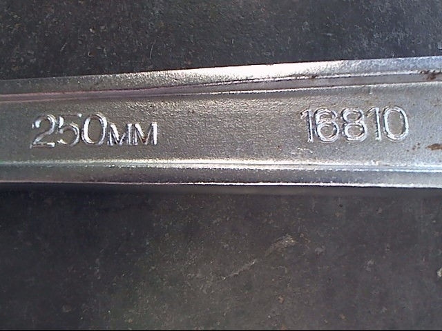 GM GOODWRENCH Hand Tool 16810 ADJ. WRENCH