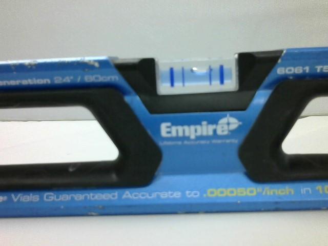 EMPIRE Level/Plumb Tool 6061 T5