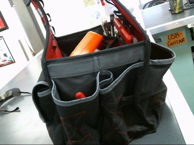 GEMLINE Tool Box with Tools TOOL BAG