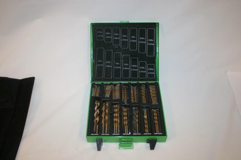 Assorted Kawasaki Drill Bits