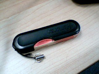 MEMOREX MINI TRAVEL DRIVE 16 GB