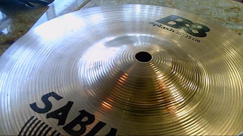 "Sabian Cymbal B8 10"" Splash"