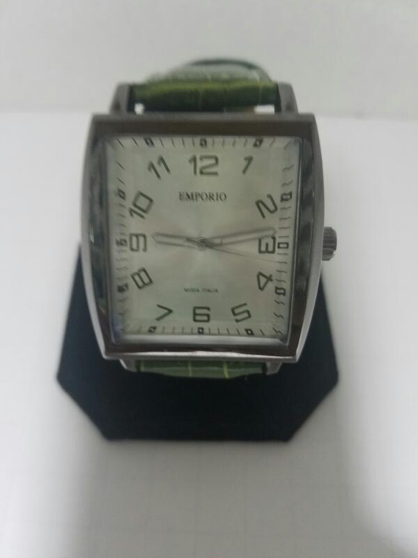 EMPORIO N/A GOLD/SILVER WATCH PLATED   WATCH