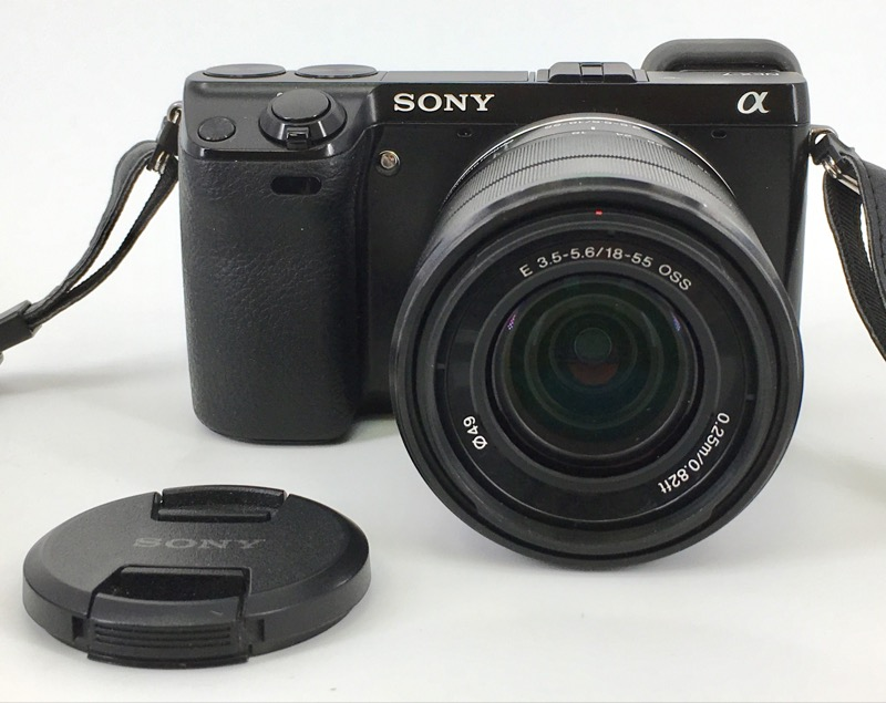 Sony NEX-7 24.3 MP Mirrorless Digital Camera 18-55mm Lens