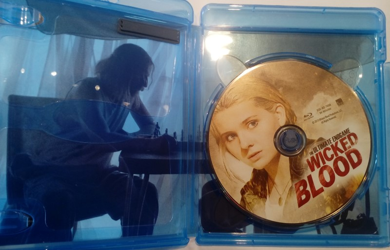 BLU-RAY MOVIE WICKED BLOOD