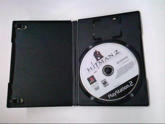 SONY PS2 HITMAN 2