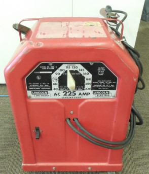 LINCOLN ARC WELDER AC-225 ARC