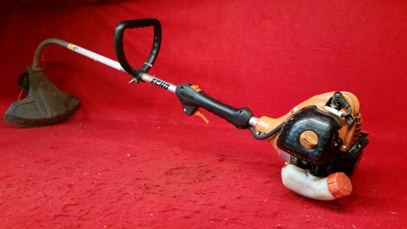 ECHO 2 Cycle 21.2cc Curved Shaft Gas Trimmer
