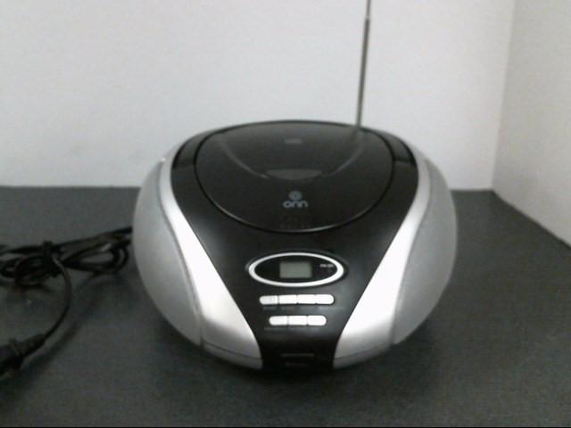 ONN CD Player & Recorder ONA12AV022