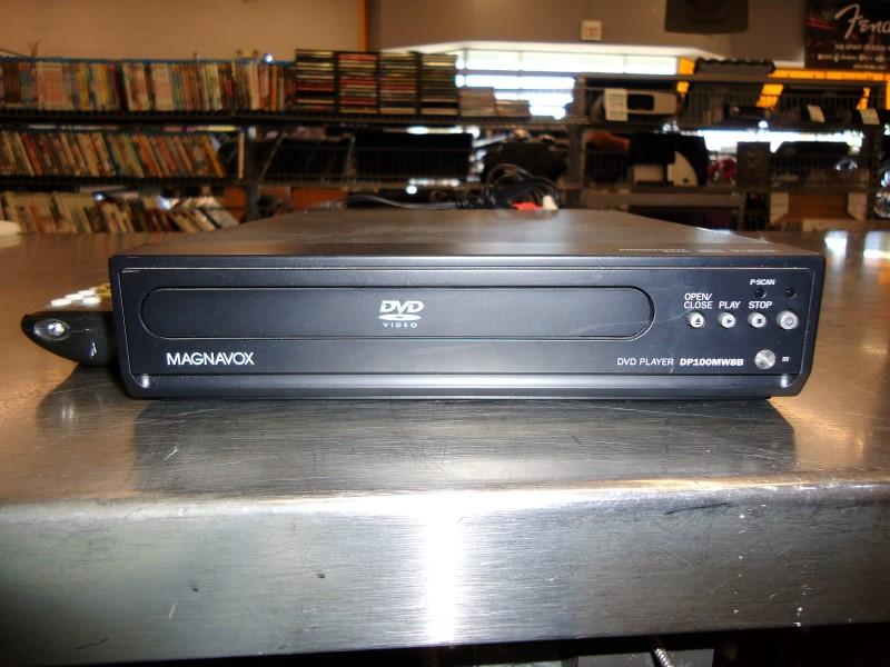 MAGNAVOX DVD Player DP100MW8B