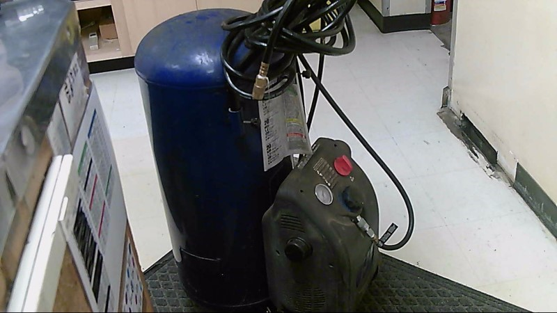CAMPBELL HAUSFELD COMPRESSOR 1HP 20-GALLON HU350100