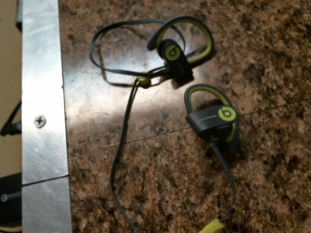 BEATS AUDIO Headphones POWER BEATS