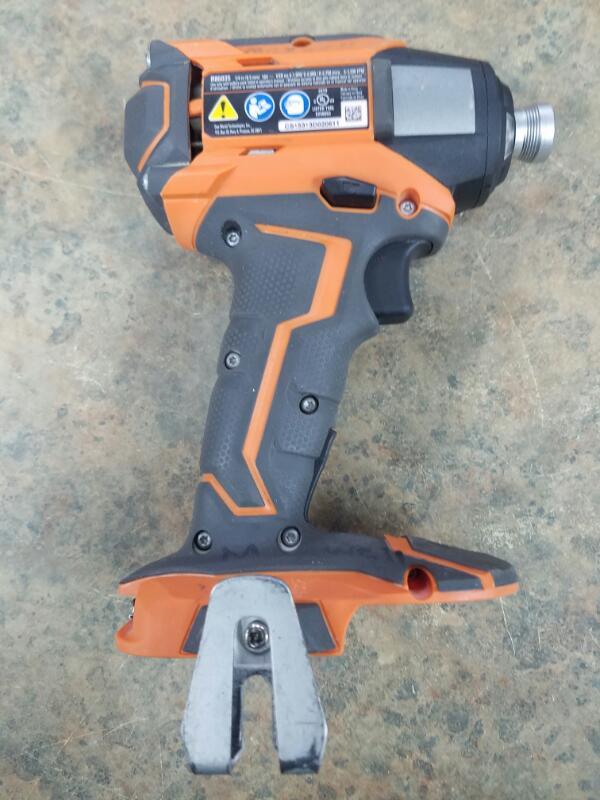 RIDGID TOOLS Impact Wrench/Driver R86035 COMBO