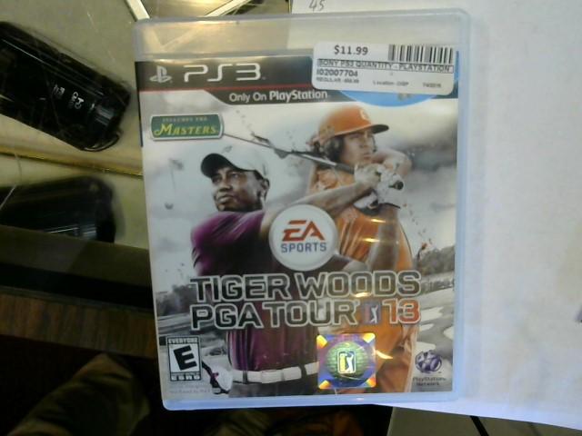 Tiger Woods PGA Tour 2013 PS3