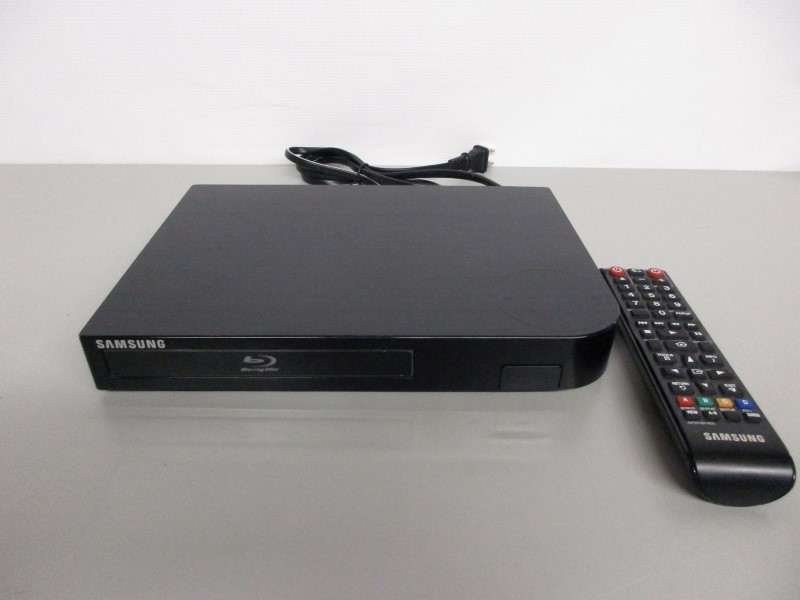 SAMSUNG BD-HM51 BLU-RAY/DVD PLAYER