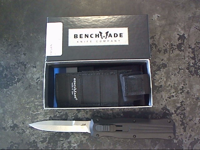 BENCHMADE Pocket Knife PAGAN otf 3321
