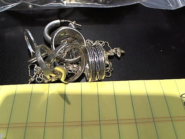 Bogh-Art Lady's Silver Ring 925 Silver 3.31g