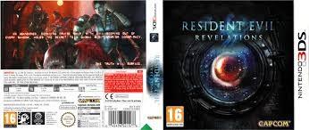 NINTENDO RESIDENT EVIL REVELATIONS 3DS