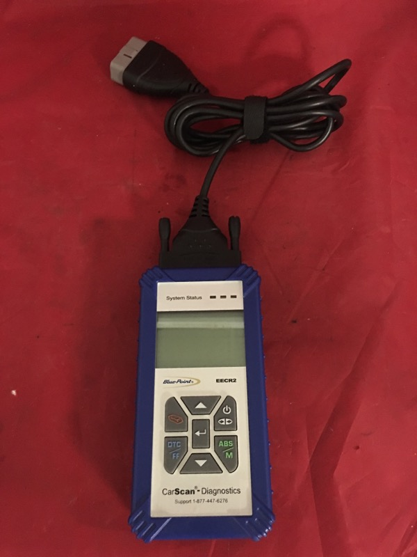 BLUE POINT Diagnostic Tool/Equipment EECR2