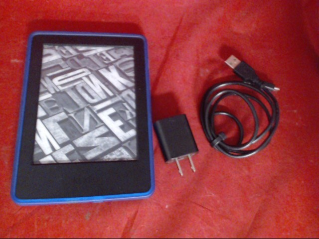 AMAZON Tablet KINDLE WP63GW