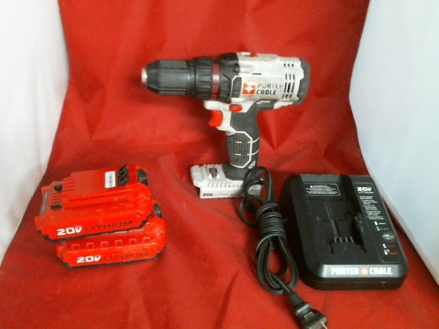 PORTER CABLE Cordless Drill PCC601