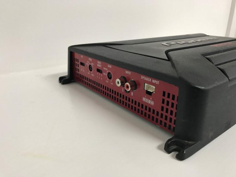 Pioneer GM-A5602 900W 2 Channel Class A/B Car Amplifier