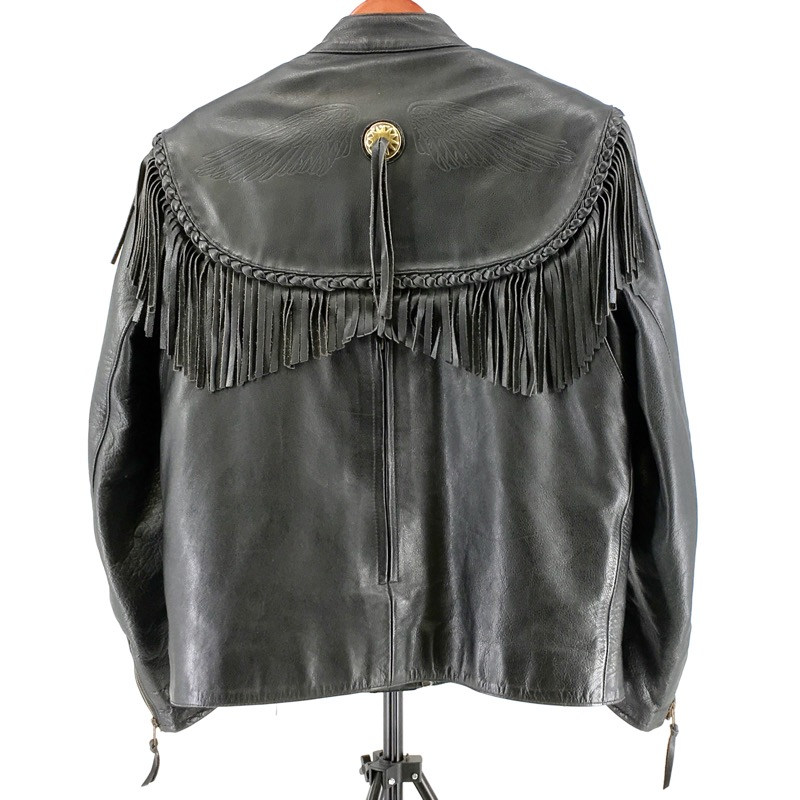 Harley Davidson Woman's Willie G Leather Jacket (42Reg)