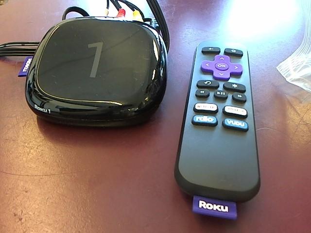 ROKU 1 Home Media System 2710X