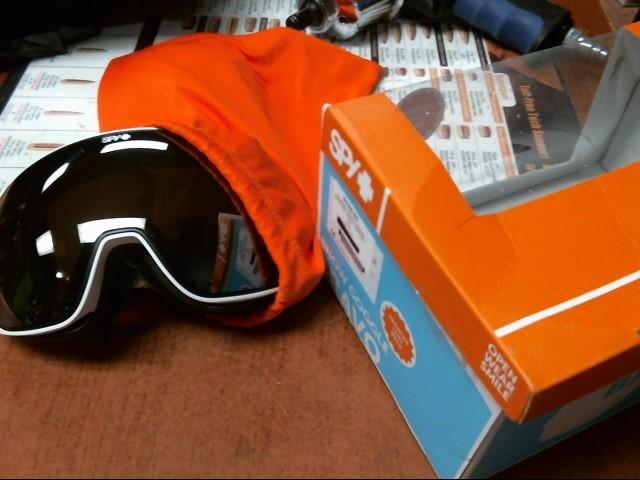 SPY OPTICS Skiing/Hockey Helmet GOOGLES