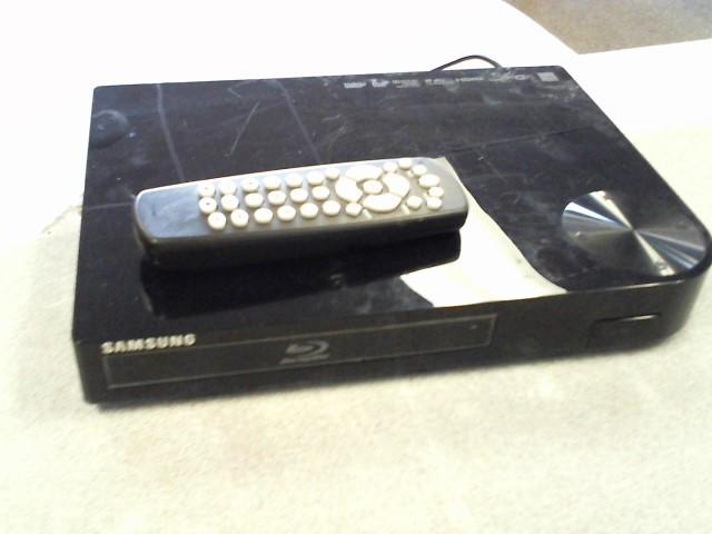SAMSUNG CD Player & Recorder BLU-RAY DISC PLAYER BD-HM57C
