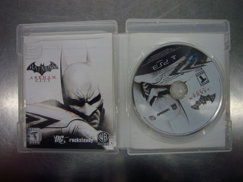 SONY PlayStation 3 Game BATMAN ARKHAM CITY