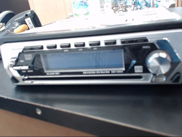 DUAL ELECTRONICS Car Audio XD5120