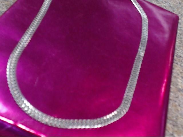 Silver Fashion Chain 925 Silver 9.25dwt