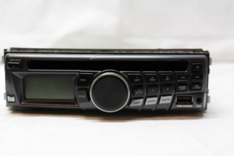 DUAL ELECTRONICS Car Audio XD1222