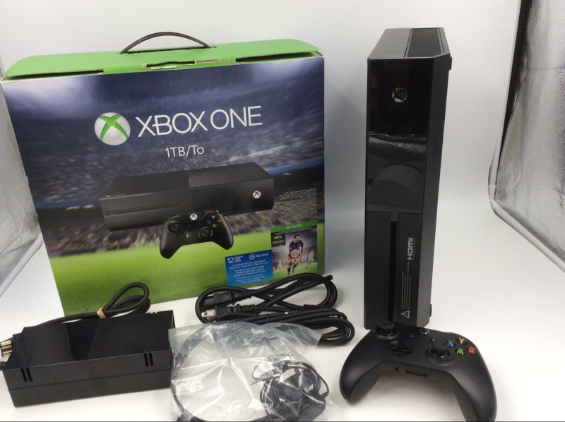 MICROSOFT XBOX ONE 1540 1TB HD CONSOLE BUNDLE