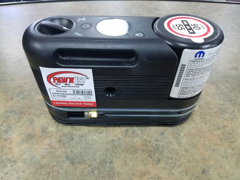 MOPAR Air Compressor AIR COMPRESSOR