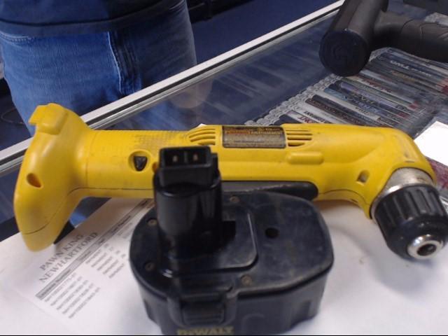 DEWALT Angle Drill DW966