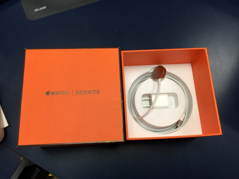 Hermes Apple Watch 38mm Stainless Steel
